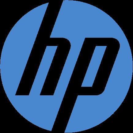 HP Logo 434x434